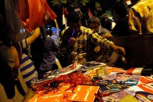 Tahrir street vendor
